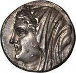 SICILY. Syracuse. Hieron II, 275-215 B.C. AR 16 Litrae (13.42 gms), ca. 240-215/4 B.C. NGC (Photo Ce