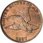 1857 Flying Eagle Cent. Type of 1857. MS-65 (NGC). OH.