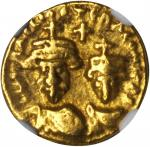 HERACLIUS, 610-641. AV Solidus (4.49 gms), Carthage Mint, Indiction 6, 1st Cycle (A.D. 617/8).