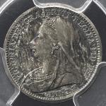 GREAT BRITAIN Victoria ヴィクトリア(1837~1901) 3Pence 1893  PCGS-PR65 Proof UNC~FDC