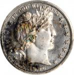 1906 Barber Half Dollar. Proof-65 (PCGS).
