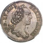 """USA Amérique-Canada (colonies françaises), Louis XV (1715-1774). Jeton """"UTRIQUE FACIT COMMERCIA MUND"""