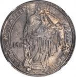 GERMANY. Munster. Taler, 1569. Johann IV (1574-85). NGC EF-40.