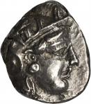 ATTICA. Athens. AR Tetradrachm (16.00 gms), ca. 393-294 B.C.