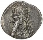 PARTHIAN KINGDOM: Mithradates II, 121-91 BC, AR drachm (4.01g), Ekbatana, Sellwood-28.3, Sunrise-299