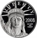 2008-W Half-Ounce Platinum Eagle. Proof-70 Ultra Cameo (NGC).