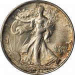 1921 Walking Liberty Half Dollar. MS-64 (PCGS).