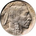 1913 Buffalo Nickel. Type II. MS-65 (PCGS). OGH.