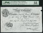 Bank of England, Kenneth Oswald Peppiatt (1934-1949), 」10, Liverpool 10 August 1935, serial number 1