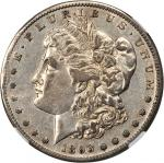 1893-S Morgan Silver Dollar. VF Details--Rim Damage (NGC).