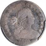 1805 Draped Bust Half Dime. LM-1, the only known dies. Rarity-4. AG-3 (PCGS).