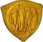 1904 Louisiana Purchase Exposition. Philippine Exhibit Gold-Level Award Medal. By Adolph Alexander W