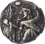 MACEDON. Thraco-Macedonian Region. Siris. AR Stater, ca. 525-480 B.C. NGC EF, Strike: 4/5 Surface: 4