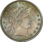 1900 Barber Half Dollar. MS-67 (PCGS). CAC.
