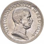 Savoy Coins;Vittorio Emanuele III (1900-1946) 2 Lire 1916 - Nomisma 1165 AG - FDC;20