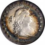 1806 Draped Bust Quarter. B-9. Rarity-1. AU-50 (PCGS).
