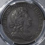 GREAT BRITAIN George I ジョージ1世(1714~27) Crown 1716 PCGS-VF35  トーン VF