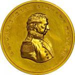 1847帕洛阿尔托及拉帕尔瓦战役金章 完未流通