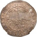 SWEDEN. 1 1/2 Mark, 1562. Stockholm Mint. Erik XIV (1560-68). NGC MS-61.