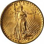 1911-D/D Saint-Gaudens Double Eagle. FS-501. Repunched Mintmark. MS-64 (PCGS). CAC.