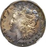 1901 Morgan Silver Dollar. Proof-68 (NGC).