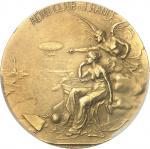 VIÊT-NAM Tonkin français (1875-1945). Médaille d'Or, l'Aéro-club de France à Paul Codos pour le vol