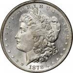 1878-CC Morgan Silver Dollar. MS-65 (PCGS). CAC. OGH.