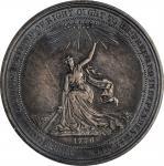 1876 Independence Centennial. Set of (4) Medals in Original Case.