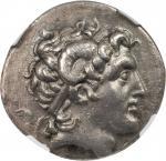 THRACE. Kingdom of Thrace. Lysimachos, 323-281 B.C. AR Tetradrachm (16.64 gms), Bithynia, Calchedon