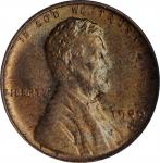 1909-S Lincoln Cent. V.D.B. MS-63 BN (PCGS).
