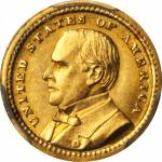1903 Louisiana Purchase Exposition Gold Dollar. McKinley Portrait. MS-66 (PCGS). CAC.