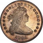 1795年自由女神像1美元 PCGS SP 66