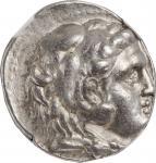 SYRIA. Seleukid Kingdom. Seleukos I Nikator, 312-281 B.C. AR Tetradrachm (17.10 gms), Seleukeia in P