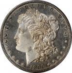 1899 Morgan Silver Dollar. MS-65 PL (PCGS).
