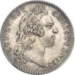 """USA Amérique-Canada (colonies françaises), Louis XV (1715-1774). Jeton """"NON INFERIORA METALLIS"""" par"""
