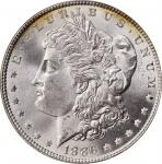 1886 Morgan Silver Dollar. MS-65 (PCGS). CAC. OGH.