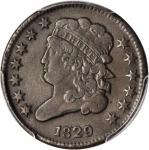 1829 Classic Head Half Cent. VF-20 (PCGS).