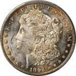 1892-CC Morgan Silver Dollar. MS-64 (PCGS). CAC.