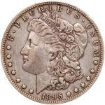 1895-O Morgan Dollar. PCGS VF35