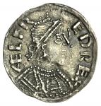 Wessex, Alfred the Great (871-899), Penny, London Monogram, type A1(ii), 1.58g, 11h, AELFR-ED REX, d