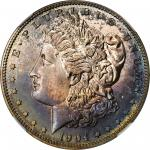1904 Morgan Silver Dollar. Proof-68 (NGC).