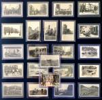 1927年中国共産党领导的广州武装起义 (又称广州暴动) 失败后,遭当时广州国民党政府大举搜捕共产党人及其支持者,而且多是不需审讯而即时处死. 这组共23 枚的珍贵罕见的明信片形式照片,正是真实地记录