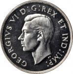 CANADA. 50 Cents, 1946. Ottawa Mint. PCGS SPECIMEN-65 Gold Shield.