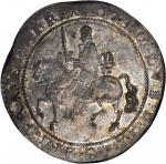 GREAT BRITAIN. Crown, ND (ca. 1643-45). Exeter Mint. Charles I (1625-49). NGC AU-58.