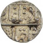 Lot 2400 MUGHAL: Shah Jahan I, 1628-1658, AR frac14 rupee 402.83g41, MM, AH1065 year 29, KM-212.x, t