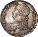 1826 Capped Bust Half Dollar. O-105. Rarity-3. MS-65 (NGC).