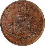 SOUTH AFRICA. Cape of Good Hope - Concordia - Namaqualand. South African Exposition Bronze Award Med
