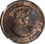 GERMANY. Solms-Laubach. Taler, 1770-WWE. Christian August (1738-84). NGC AU-58.