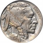 1913 Buffalo Nickel. Type II. Proof-65 (PCGS). CAC. OGH.