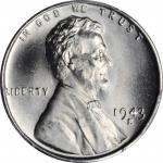 1943-S Lincoln Cent. MS-68 (PCGS).